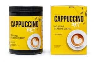 Café adelgazante Cappuccino Mct