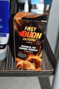 quema rápido