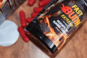 quema rápida extrema