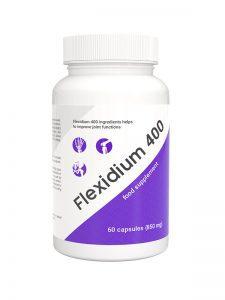 Suplemento articular Flexidium 400