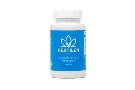 Restilen agente adaptable, pastillas antiestrés