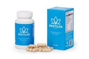 Restilen complemento alimenticio para el estrés