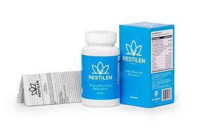 Restilen preparado adaptógeno para la fatiga y el estrés