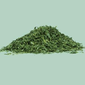 Extracto de hoja de alfalfa