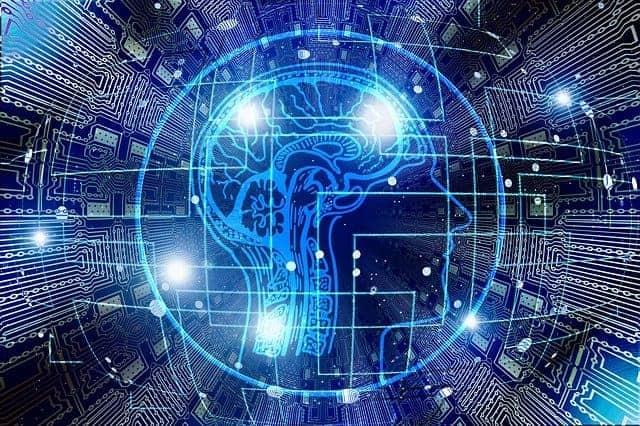 gráfico que representa la mente humana