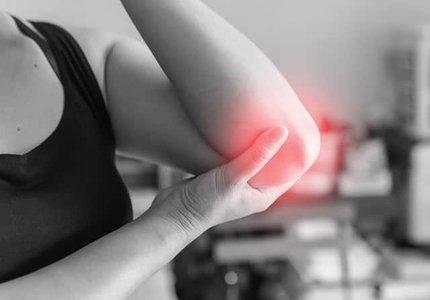 dolor en la articulación del codo