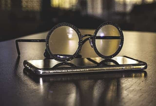 Anteojos en tu smartphone