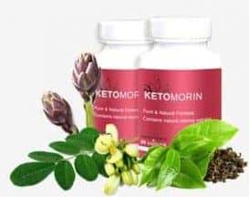 Tabletas adelgazantes Ketomorina