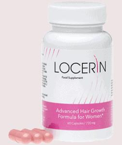 Tabletas de Locerin