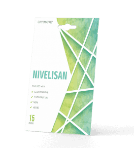 Preparaciones Nivelisan para las articulaciones