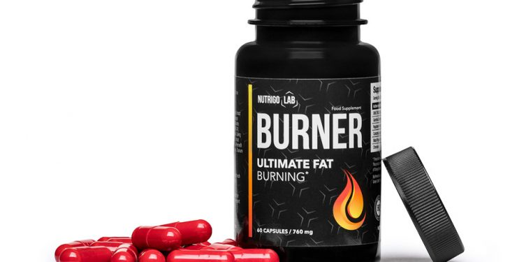 Nutrigo Lab Burner – un quemador de grasa vegetal