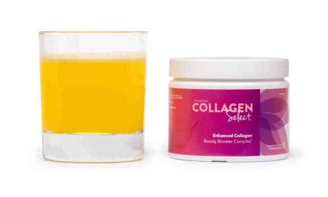Collagen Select: una preparación de colágeno esencial con efecto rejuvenecedor
