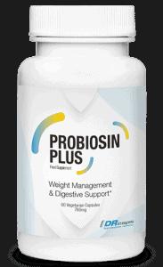 Envase de Probiosin Plus