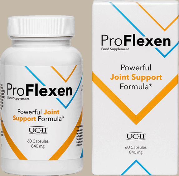 ProFlexen: un innovador conjunto de ingredientes para combatir los trastornos de las articulaciones.