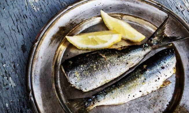 pescado como fuente de yodo