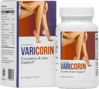 Suplemento Varicorin para varices
