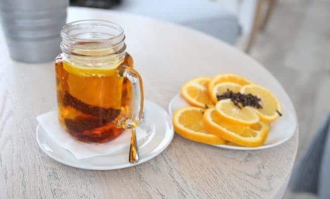 Te de limón
