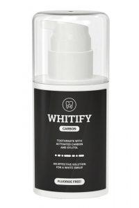 Pasta de dientes Whitify Carbon Black